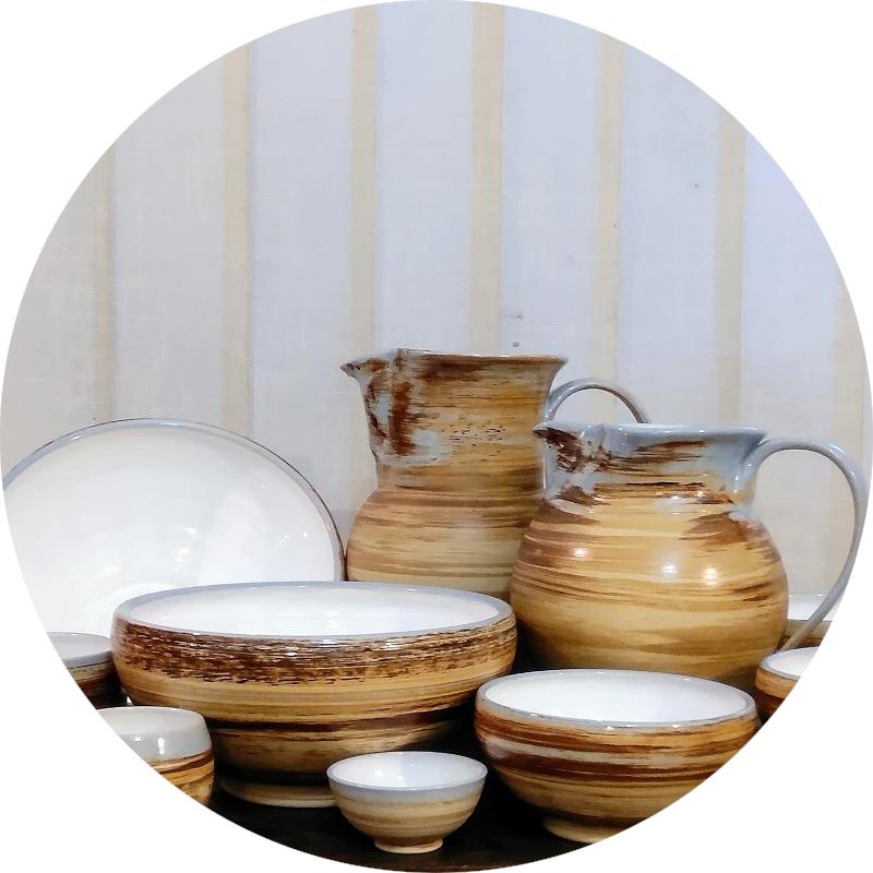 1. Užitná keramika